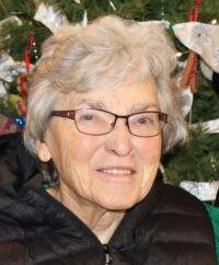 Betty Durocher  2021 avis de deces  NecroCanada