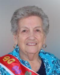 Rita Charlebois 14 août avis de deces  NecroCanada