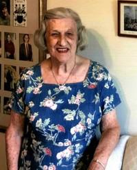 Jill Thorogood Milne  September 12 1930