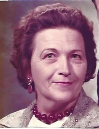 Gladys Mae Drynan Leech  July 20 1925  August 19 2021 (age 96) avis de deces  NecroCanada