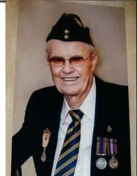 Harley Warren Edmondson  1924  2021 (age 97) avis de deces  NecroCanada
