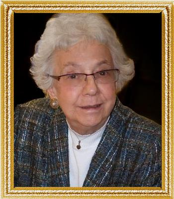 Mme Josette Brosseau Zigby  18 août 2021 avis de deces  NecroCanada