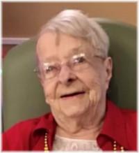 Sadie Ella Arenburg  19212021 avis de deces  NecroCanada