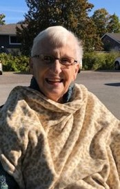 Joan Moffatt  October 9 1935 – August 24 2021  Age 85 avis de deces  NecroCanada