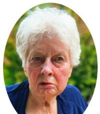 Lois Rebecca Mary Baer  Monday August 23rd 2021 avis de deces  NecroCanada