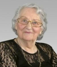Grenon - Belanger Gertrude  2021 avis de deces  NecroCanada