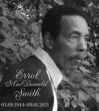Errol MacDonald Smith  March 9 1944 avis de deces  NecroCanada