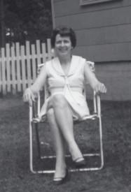 Ethel Mae Deveau  1930  2021 avis de deces  NecroCanada