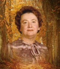 Alma Bisson  06 juin 1924 – 03 septembre 2021