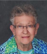 Dorothy Elizabeth Helena Brenner Granzie  September 7 2021 avis de deces  NecroCanada