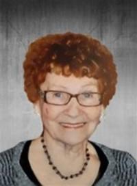 Elmire Richard nee Levesque  1927  2020 (93 ans) avis de deces  NecroCanada