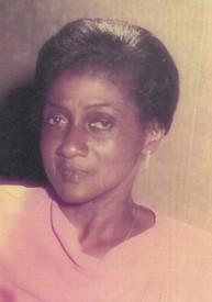 Carmen Anita Richards  20 janvier 1930
