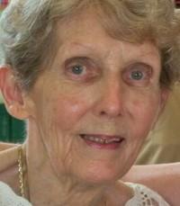 Florence Emily Bremner Pounder  Thursday September 2 2021 avis de deces  NecroCanada