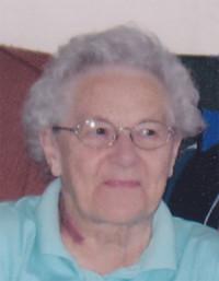 Agnes Geraldine O'Brien  1928  2021 avis de deces  NecroCanada