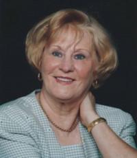 Jacqueline Poitras  25 avril 1934 – 11 septembre 2021