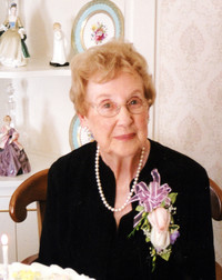 Betty Langdon  2021 avis de deces  NecroCanada