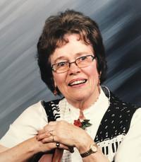 Doris Jean Bradley Bonnett  Sunday September 12th 2021 avis de deces  NecroCanada