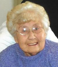 Mabel White  Sunday September 12th 2021 avis de deces  NecroCanada
