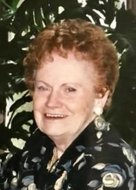Amy June Barnes Newport  June 4 1926  September 11 2021 (age 95) avis de deces  NecroCanada
