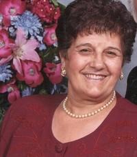 Maria Mattea Piedimonte nee Grosso  Monday September 13th 2021 avis de deces  NecroCanada