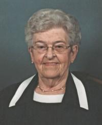 Alice Cormier  1919  2021 avis de deces  NecroCanada