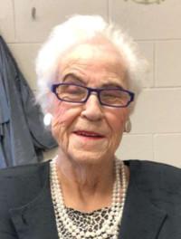 Ruby Mary Hoggins Woodward  May 7 1926  January 11 2021 (age 94) avis de deces  NecroCanada