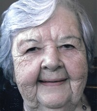 Florence Mary Gertrude Jackie Sisk McCaffrey  Thursday September 16th 2021 avis de deces  NecroCanada