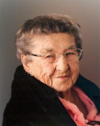 Mme Ozeline Boucher nee Poulin 15 septembre   2021 avis de deces  NecroCanada