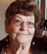 Harriet Carol Croteau Bell  Saturday September 18th 2021 avis de deces  NecroCanada