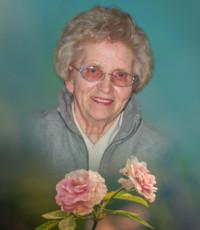 Irene Dallain nee Poole  16 juillet 1922 – 27 août 2020