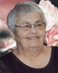 Geraldine Gerrie E Sperry  1944  2021 avis de deces  NecroCanada