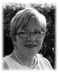 Margaret Peggy Rose Handel nee Meis  September 12th 2021 avis de deces  NecroCanada