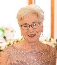 Mary Burgio  Friday September 24th 2021 avis de deces  NecroCanada