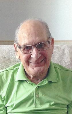 Alban Comeau - 1925-2016