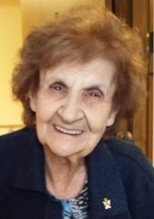 BERGERON Marguerite - 1927 - 2016