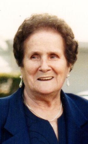 Carmela Crimi Fuoco - 11 octobre 1916 - 28 décembre 2016