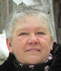 Claudette Boyer  25 juin 1953 - 23 décembre 2016