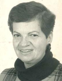 Fernande Lemire 1929 - 2016