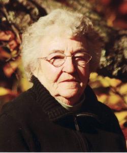 Francine O'Donnell - 1934-2016