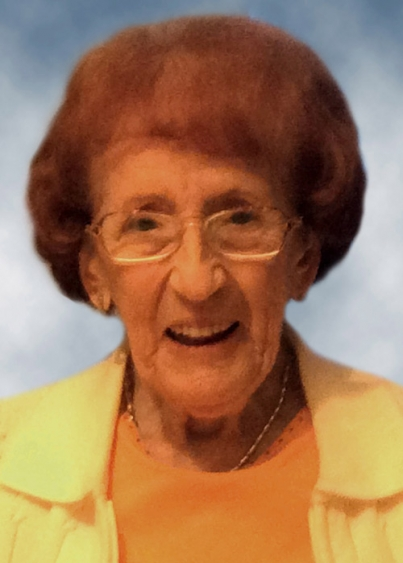 Gilberte Lajoie  19 septembre 1921 - 28 décembre 2016