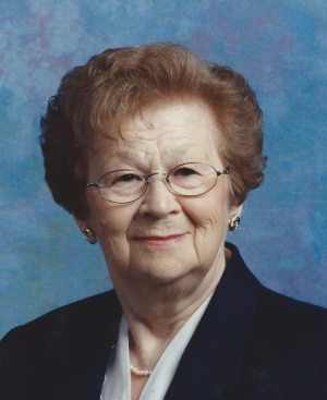 Jeanne D'Arc Nadeau Brochu - 1921 -2016