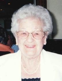 Lucienne Riopel 1918 - 2016