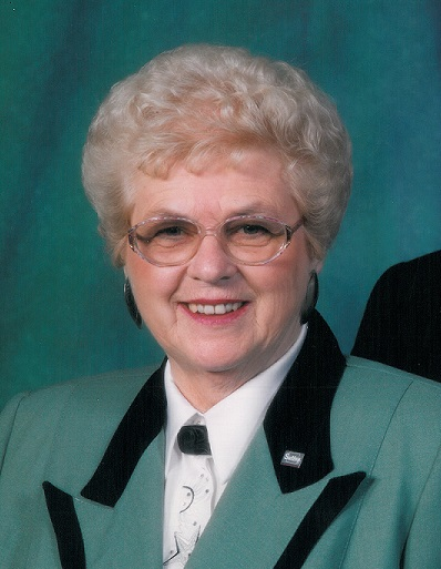 Margaret Picken (née Dionne) - Paisiblement