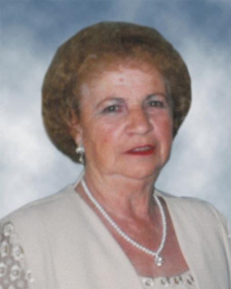 Marie-Blanche Vaudry  27 mars 1928 - 28 décembre 2016