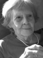 Marie Gosselin - 12 octobre 1922 - 26 décembre 2016