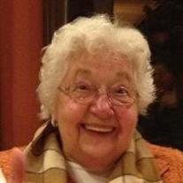 Mary Ann Redman - January 28