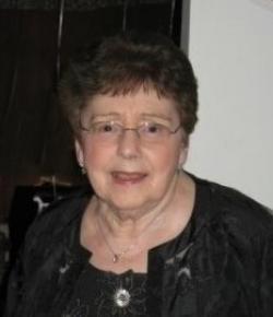 Mary Olive Hannah - 1931-2016