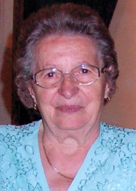 Michelina Mucciarone Arcaro - 23 mai 1922 - 22 décembre 2016