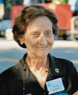 Pierrette Boucher -  26 décembre 2016