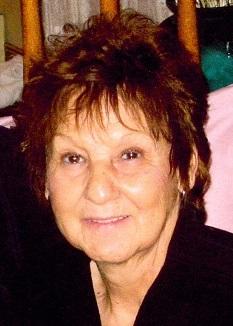 Robitaille (Née Gareau) Jacqueline -